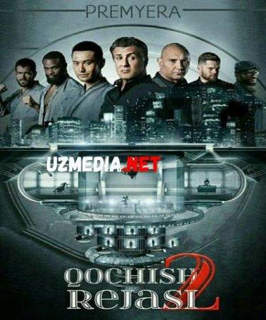 QOCHISH REJASI 2 / ПЛАН ПОБЕГА 2 Uzbek tilida O'zbekcha tarjima kino 2020 HD tas-ix skachat