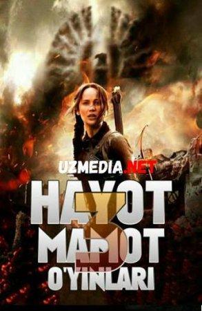 HAYOT MAMOT O'YINLAR 3 / ГОЛОДНЫЕ ИГРЫ 3 Uzbek tilida O'zbekcha tarjima kino 2019 HD tas-ix skachat