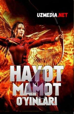 HAYOT MAMOT O'YINLAR 4 / ГОЛОДНЫЕ ИГРЫ 4 Uzbek tilida O'zbekcha tarjima kino 2019 HD tas-ix skachat