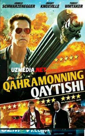 QAHRAMONNING QAYTISHI / ВОЗВРАЩЕНИЕ ГЕРОЯ Uzbek tilida O'zbekcha tarjima kino 2019 HD tas-ix skachat